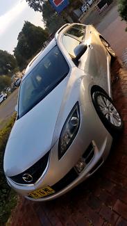 Mazda 6 Wagon Auto