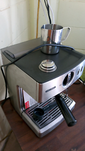 Sunbeam cafe espresso 15 bar pump gumtree australia free local sunbeam cafe crema ii fandeluxe Images