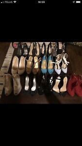 Lot souliers talon haut