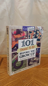 '101 Things To Do' book Ingle Farm Salisbury Area Preview