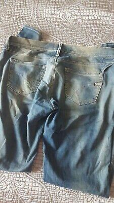 Jeans donna Gas modello jeggins. Usato una sola volta. W30 L32. Vita bassa.