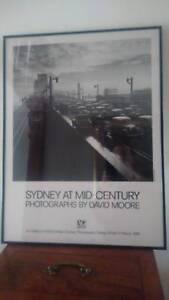 Sydney Harbour Bridge - 1950's Print Glenelg Holdfast Bay Preview