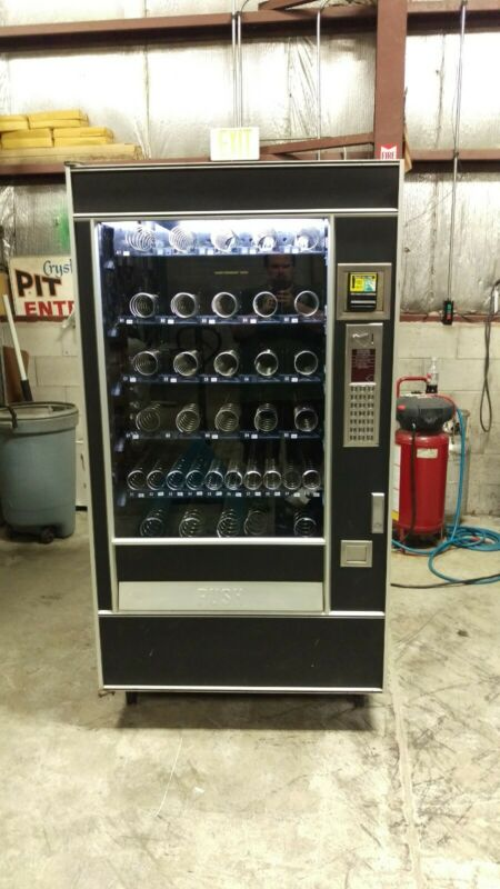 Automatic products AP snackshop 4600 vending machine snack candy 35 selection