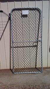 Galvanized gate Melton South Melton Area Preview