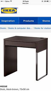 Study desk North Strathfield Canada Bay Area Preview