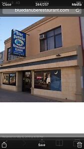 40 years old restaurant for rent $3000+HST