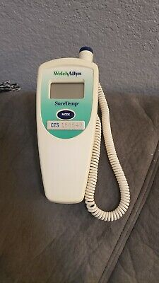 Welch Allyn Digital Thermometer Suretemp Plus 679 With Probe