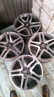 HOLDEN COMMODORE VE VF HSV  SV6 SS SSV ALLOY WHEEL s