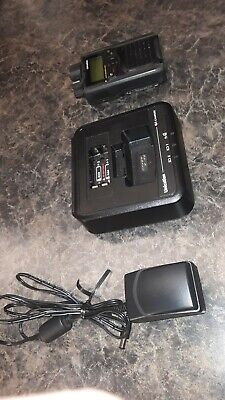 Unication G1 Pager Low Band 33 - 39 Mhz Black With Charger