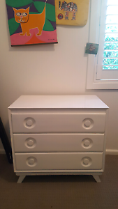 Chest of drawers. Pick up by 5pm today Seven Hills Blacktown Area Preview
