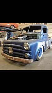 1952 Dodge 1/2 Ton Pick up Truck, Rat Rod; Rust Mod