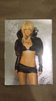 Britney Spears DVD - Collector Item Manly West Brisbane South East Preview