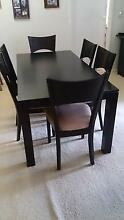 7 piece dining suite Ashmore Gold Coast City Preview
