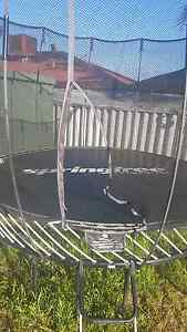 Springfree trampoline  R79 medium round for sale Quinns Rocks Wanneroo Area Preview
