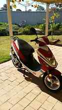 50 cc moped Golden Bay Rockingham Area Preview