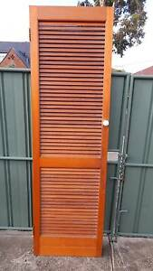 Louvered Door Pascoe Vale South Moreland Area Preview