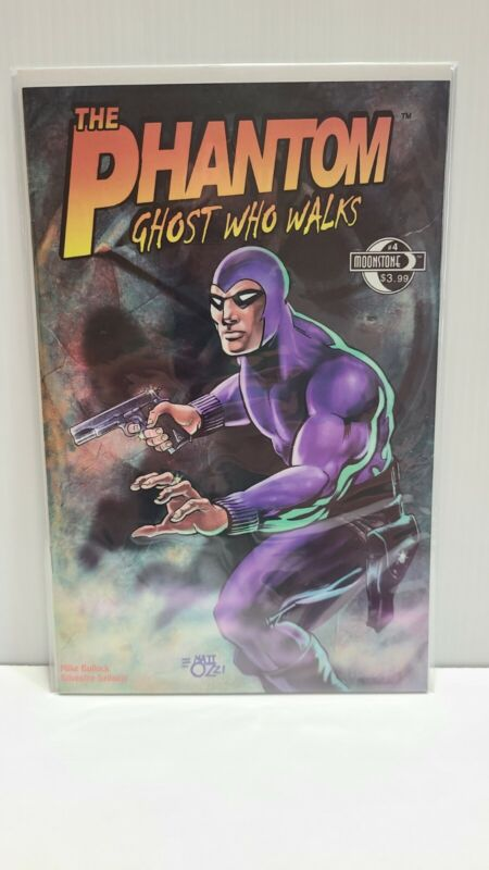 The Phantom: Ghost Who Walks #4 * Moonstone
