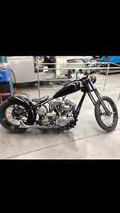 Harley cruiser Bobber Chopper 96ci, Pan /Shovel Preston Darebin Area Preview