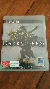 Darksiders PS3 Game Balga Stirling Area Preview