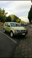 Ford Territory 2005 Wendouree Ballarat City Preview