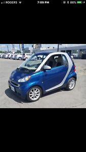 2009 smart car passion