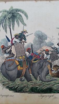 e historische Trachten Kostüme Szene Originale 19. Jahrhundert (Historischen Kostüm)