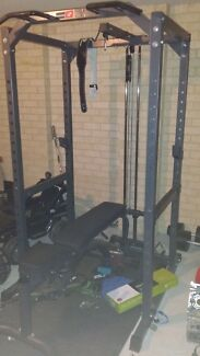 Bodycraft power cage rack Seville Grove Armadale Area Preview