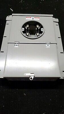 Siemens 10 Space 20 Circuit 100-amp Flush Mount Meter Load Center Combination