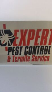 Expert pest control and termite services