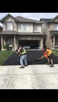 Asphalt Paving and repairs  book now and save !!!