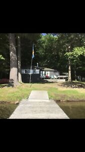 Cottage For Rent - Clearwater lake Port Sydney 5 Bedrooms