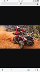 Looking to buy a good atv