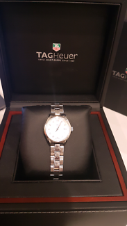 Wanted: TAG HEUER LADIES CARRERA - DIAMOND WATCH
