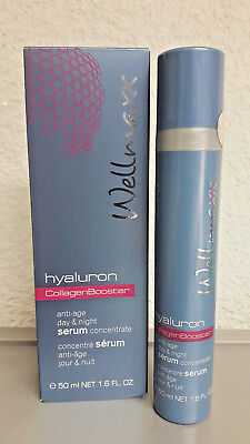 Collagen Booster (Wellmaxx Hyaluron Collagen Booster Concentrate Day & Night anti age  50ml)