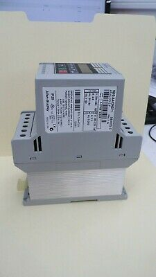 Allen Bradley 160s-aa02nsf1 Series C 0.5hp 0.37kw Variable Speed Drive