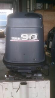 Yamaha 90hp XL 1999 Osborne Park Stirling Area Preview