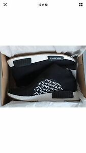 Adidas x United Arrows & Sons NMD CS1 City Sock Black Sydney City Inner Sydney Preview