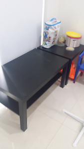 Ikea tables Strathfield South Strathfield Area Preview