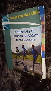 Essentials of Human Anatomy & Physiology. Marieb, E. Woody Point Redcliffe Area Preview