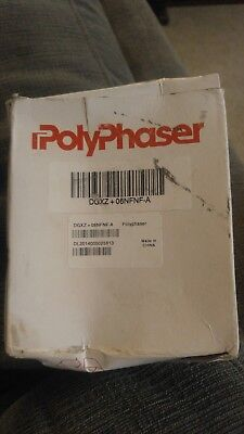 PolyPhaser DGXZ+06NFNF-A Surge Protection 800MHz - 250 MHz (NEW)