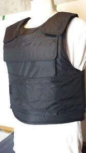 Bulletproof Vest / Body Armor Level IIIa XXXL