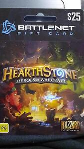 New Hearthstone: Heroes of Warcraft Gift Card Parkside Unley Area Preview