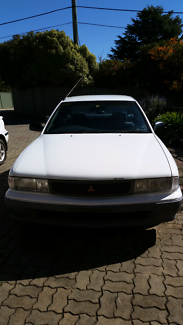 Mitsubishi Magna TR Chapman Weston Creek Preview