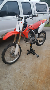 2016 crf150rb Boronia Knox Area Preview