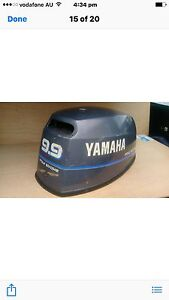 Cowling for Yamaha outboard motor 9,9 hp,4 stroke Malabar Eastern Suburbs Preview
