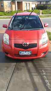 2008 Toyota Yaris Hatchback Seabrook Hobsons Bay Area Preview