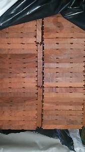 Jarrah Flooring 105mm x 12mm ( solid flooring ) Adelaide CBD Adelaide City Preview