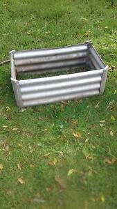 Corrugated Iron Garden Bed Ferntree Gully Knox Area Preview