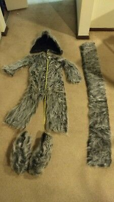 halloween costume for a child - The Abominable Snowman](Halloween Costumes For A Baby)
