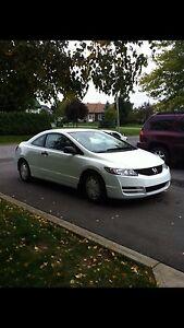 Honda civic coupe 2009 DX-G